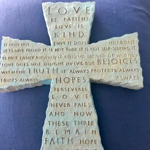 Other - Beautiful Upcycled Cross